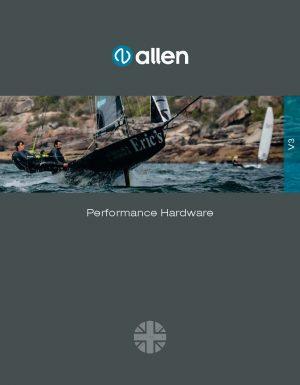 Allen Catalogue Front Cover 2021